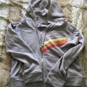 NWT Gypsy Hooded Sweatshirt